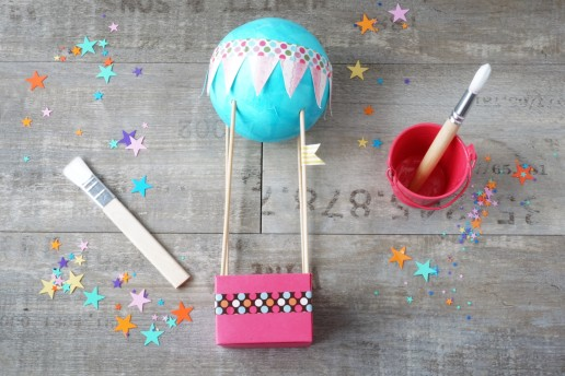 Hot Air Balloon Party - My best seller party