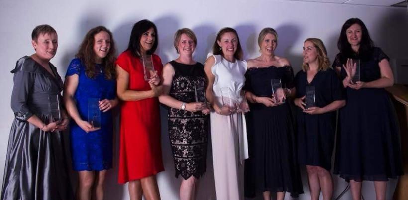 Award winning business women in Dorset, Devon and Somerset