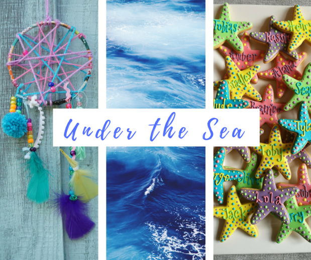 Under the Sea craft and biscuit decorating classes