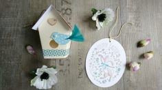 Easter papercrafts